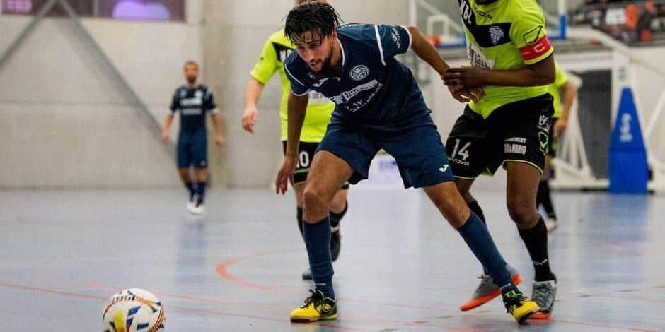 """Le futsal aussi arrête sa saison: """"Il faut attribuer le ticket européen"""""""