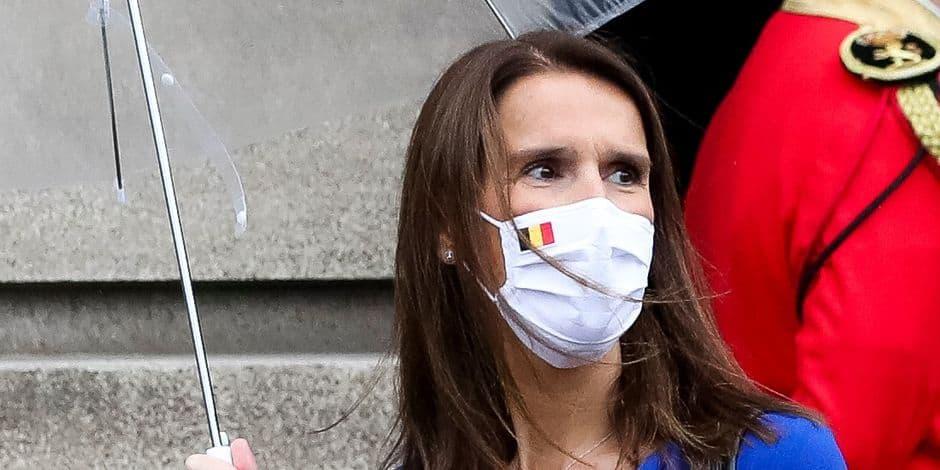 """Sophie Wilmès, victime du coronavirus, revient sur la maladie et son séjour à l'hôpital: """"J'ai vu un grand professionnalisme"""""""