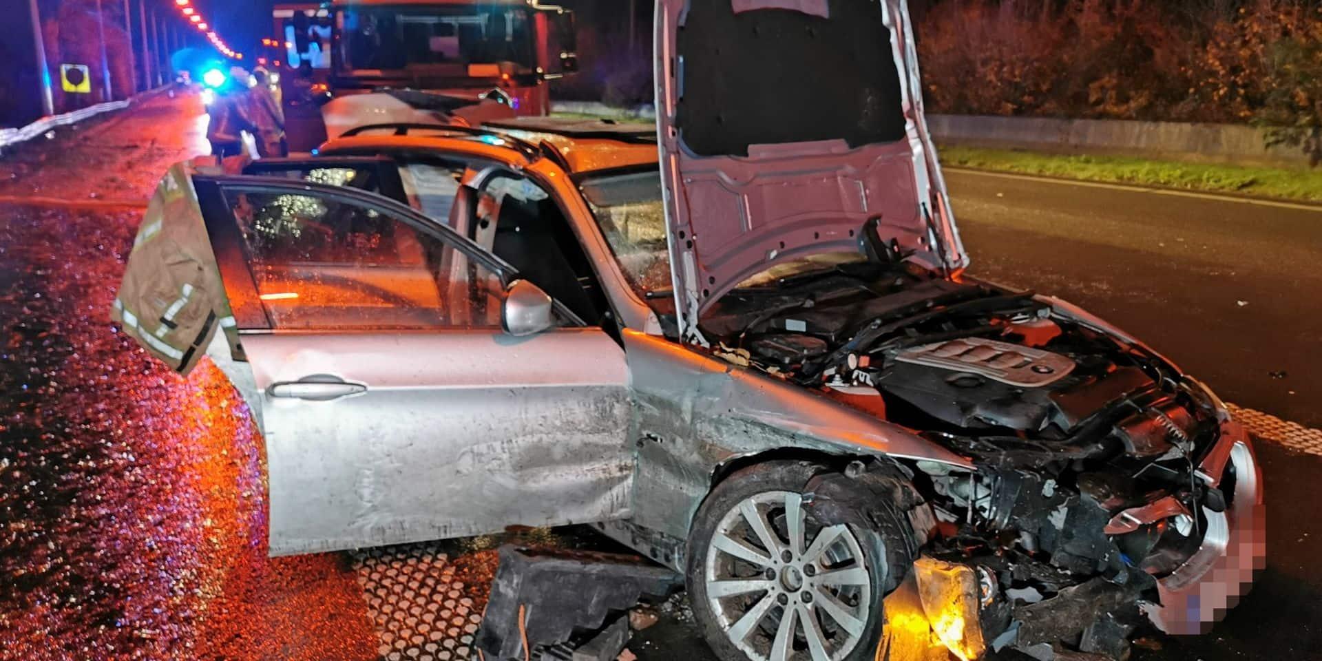 """Il zigzague à 160 km/h dans les rues de Charleroi pour échapper à la police: """"Je ne voulais pas que les policiers me frappent, j'ai paniqué"""""""