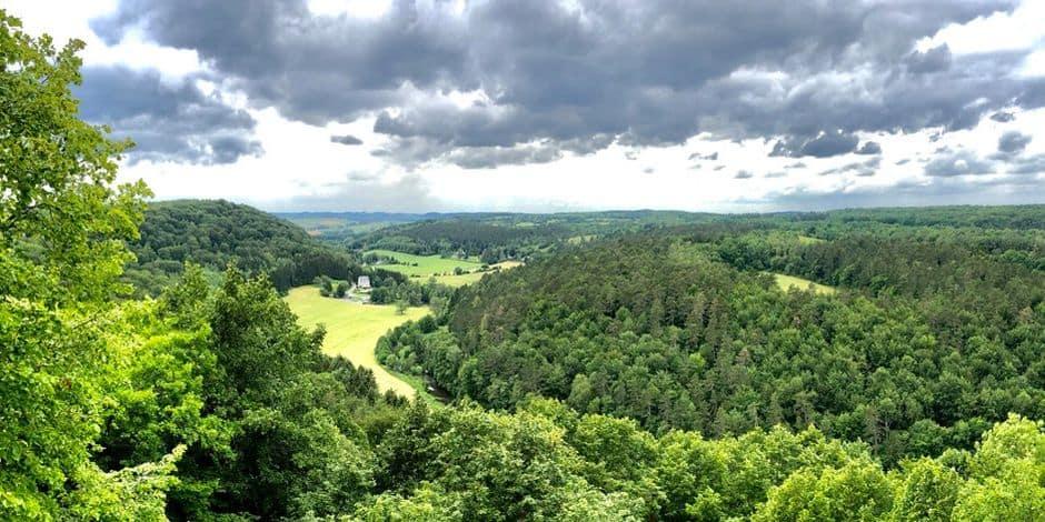 Une exposition sur le Géopark UNESCO Famenne-Ardenne à Han-sur-Lesse