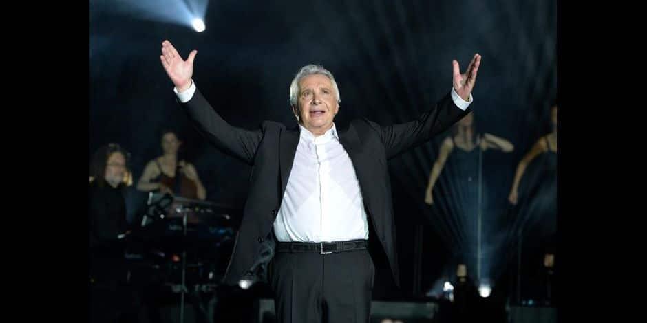 Concert de Michel Sardou a l'Olympia