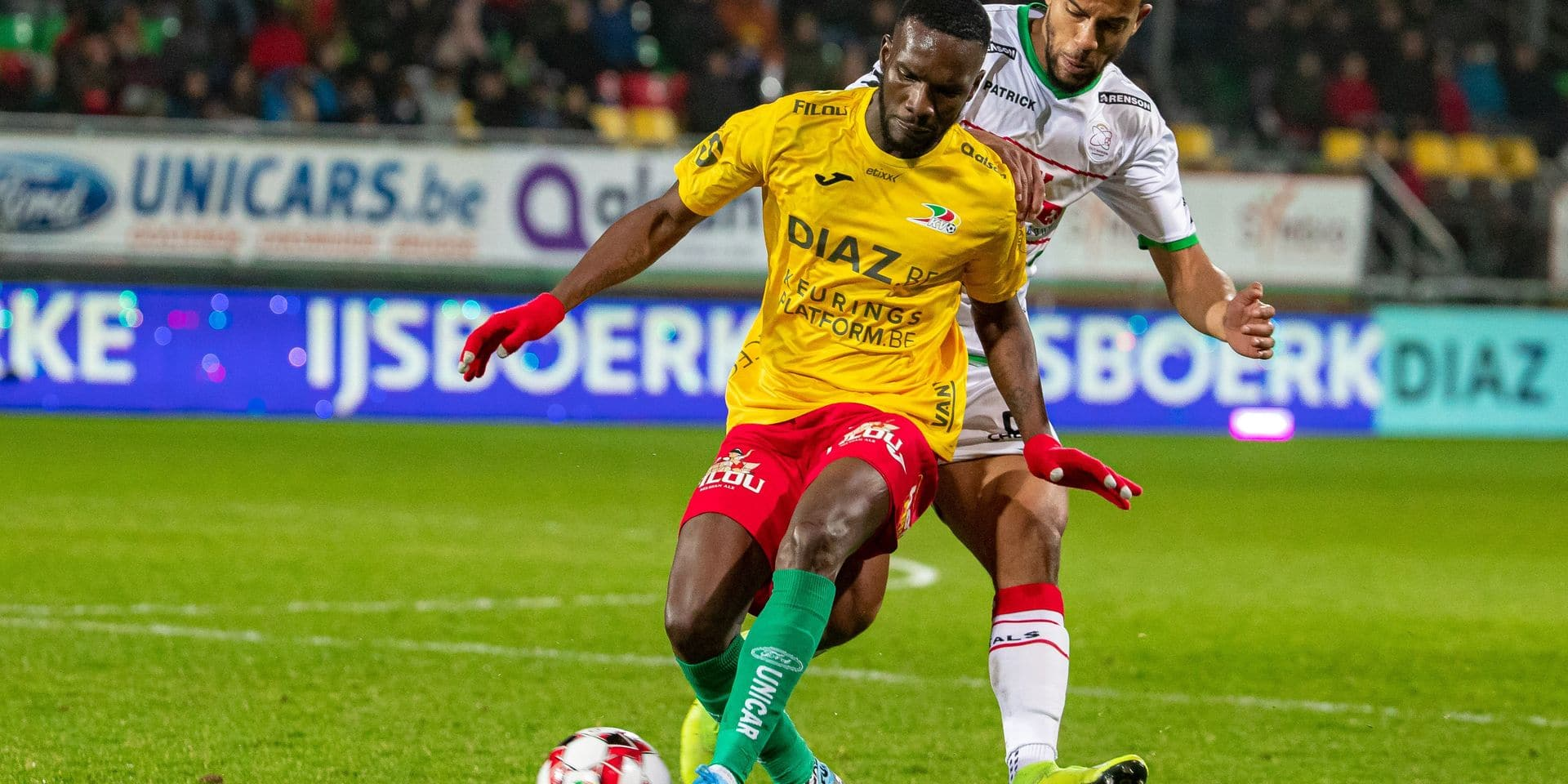 A Anderlecht, les prêtés échappent à l'effort, pas les agents