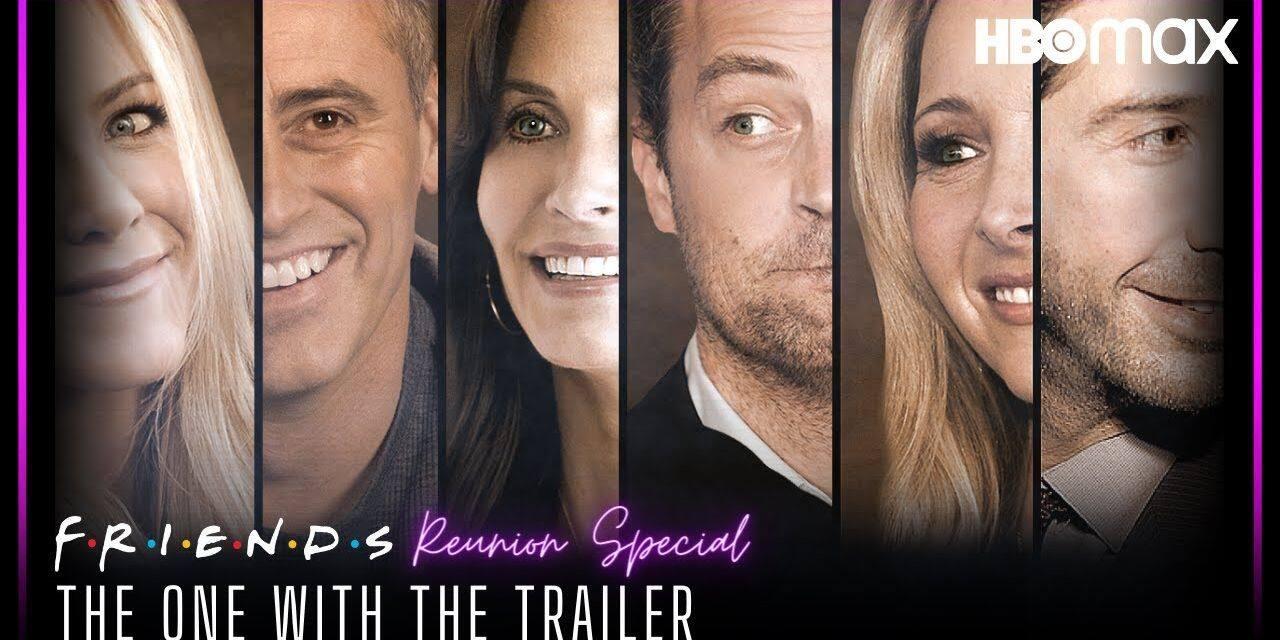 Les fans attendent ça avec impatience: le tournage de Friends Reunion débute cette semaine!