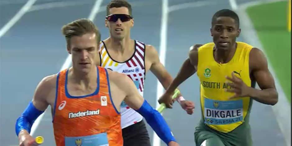 Relais Mondiaux : les trois relais belges 4x400m qualifiés pour les championnats du monde !