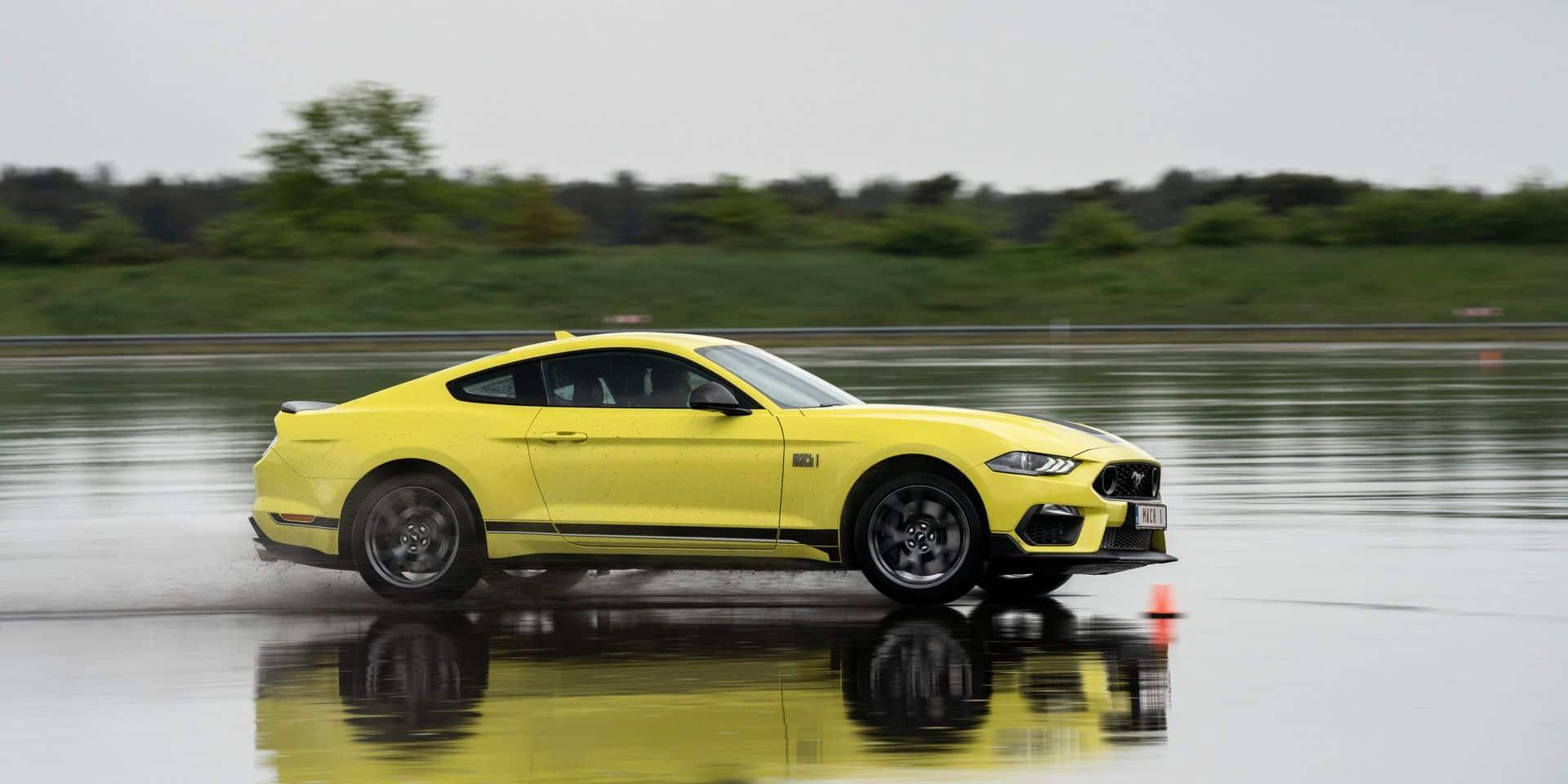 Essai ford Mustang Mach 1 : il y a Mach et Mach…