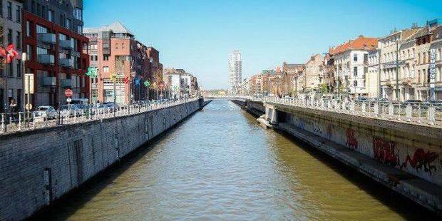 Un livre retrace l'histoire du canal Charleroi-Bruxelles