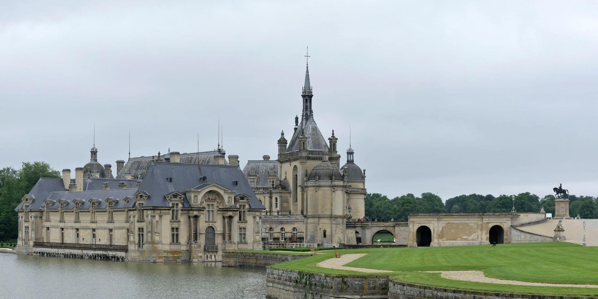 L'Aga Khan arrête son mécénat du domaine de Chantilly
