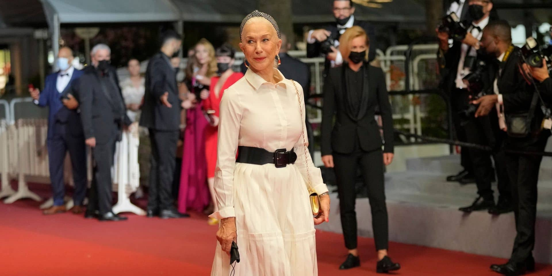 """Helen Mirren: """"L'âge parfait, c'est toujours celui qu'on a"""""""