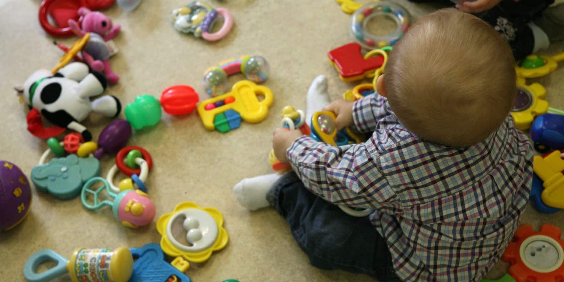 """Petite enfance : """"On veut augmenter le taux d'occupation des crèches"""""""