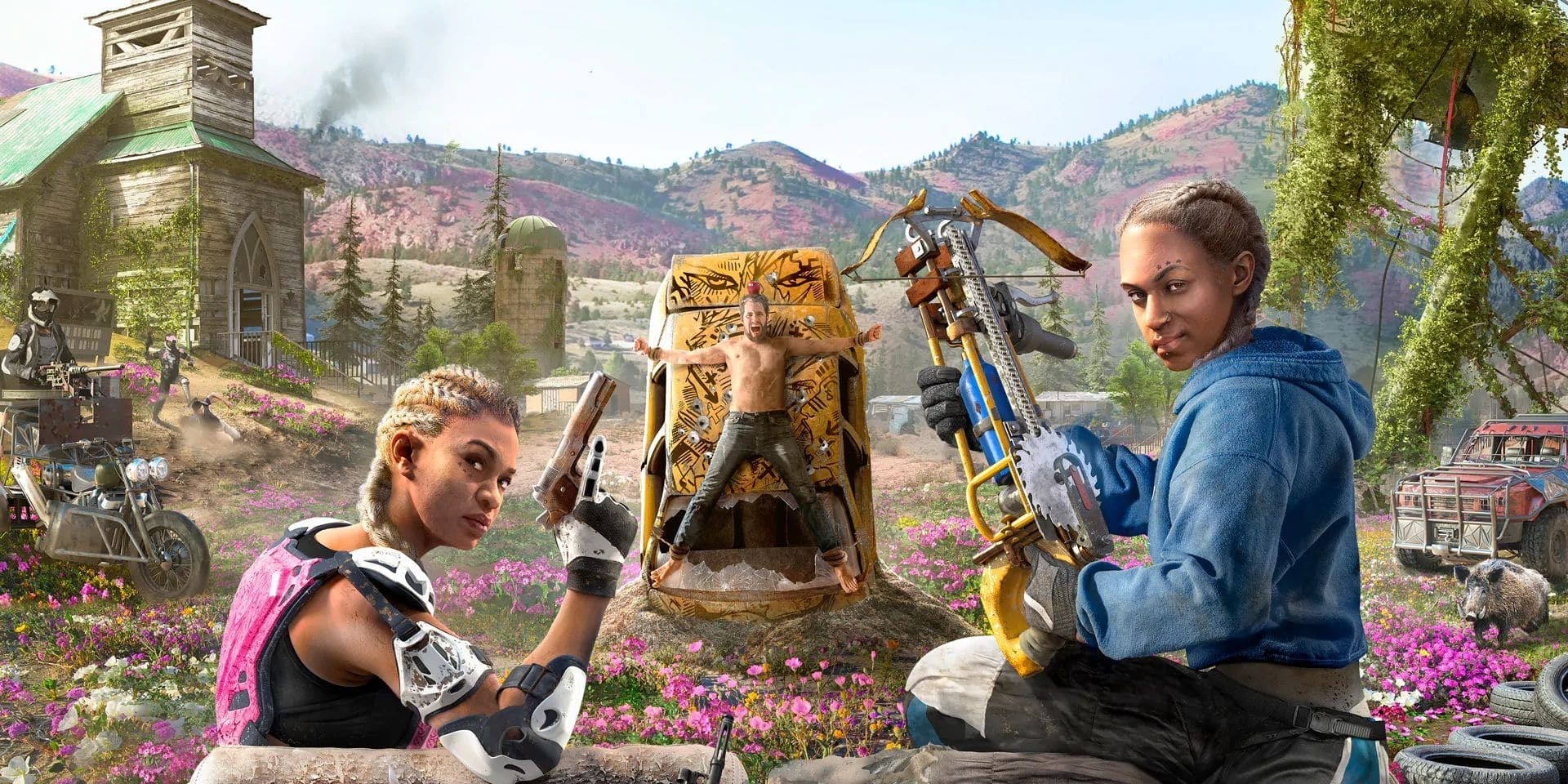 Far Cry New Dawn: une formule qui commence à s'épuiser (TEST)