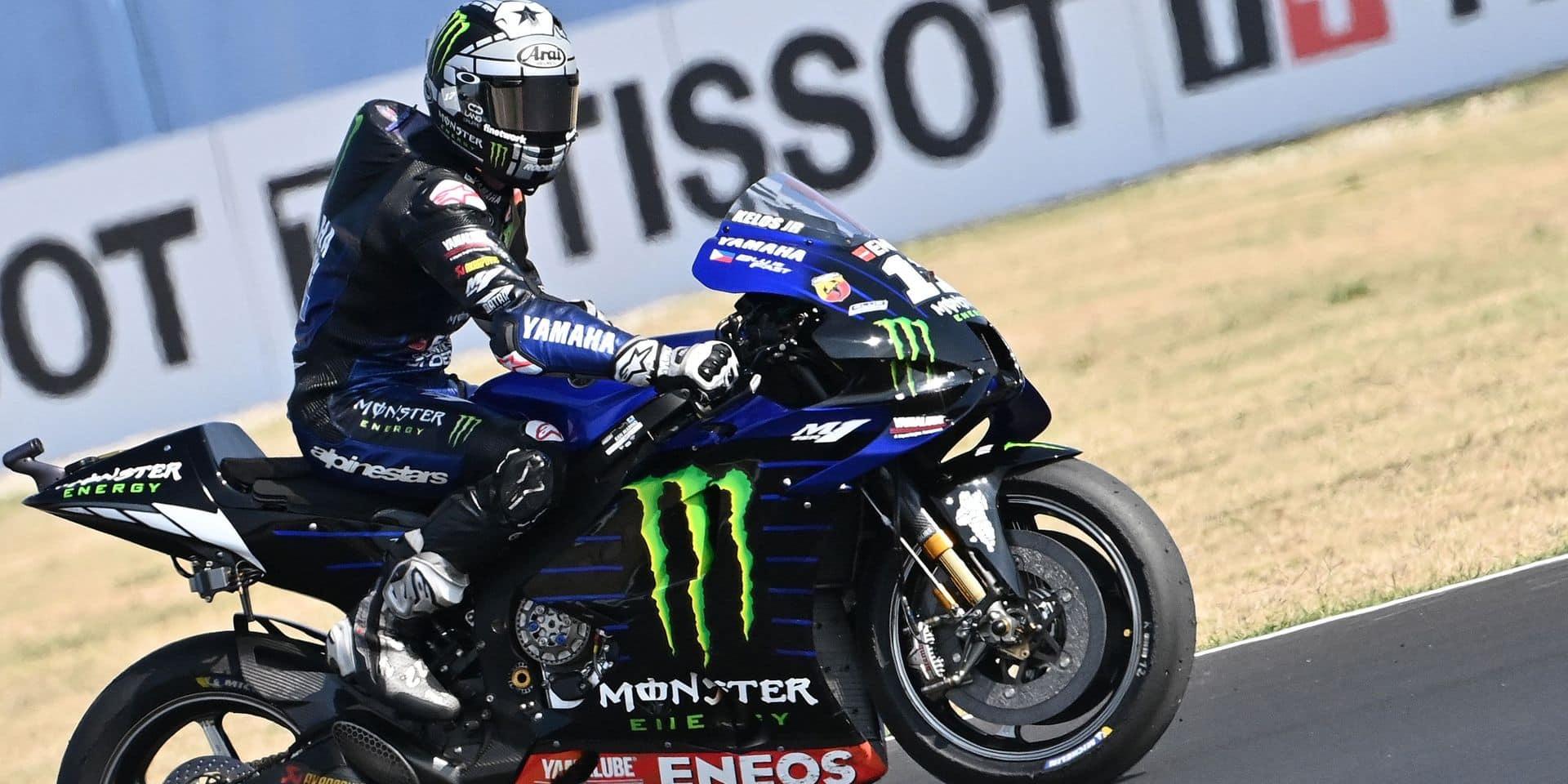 Moto GP: Viñales relance le championnat