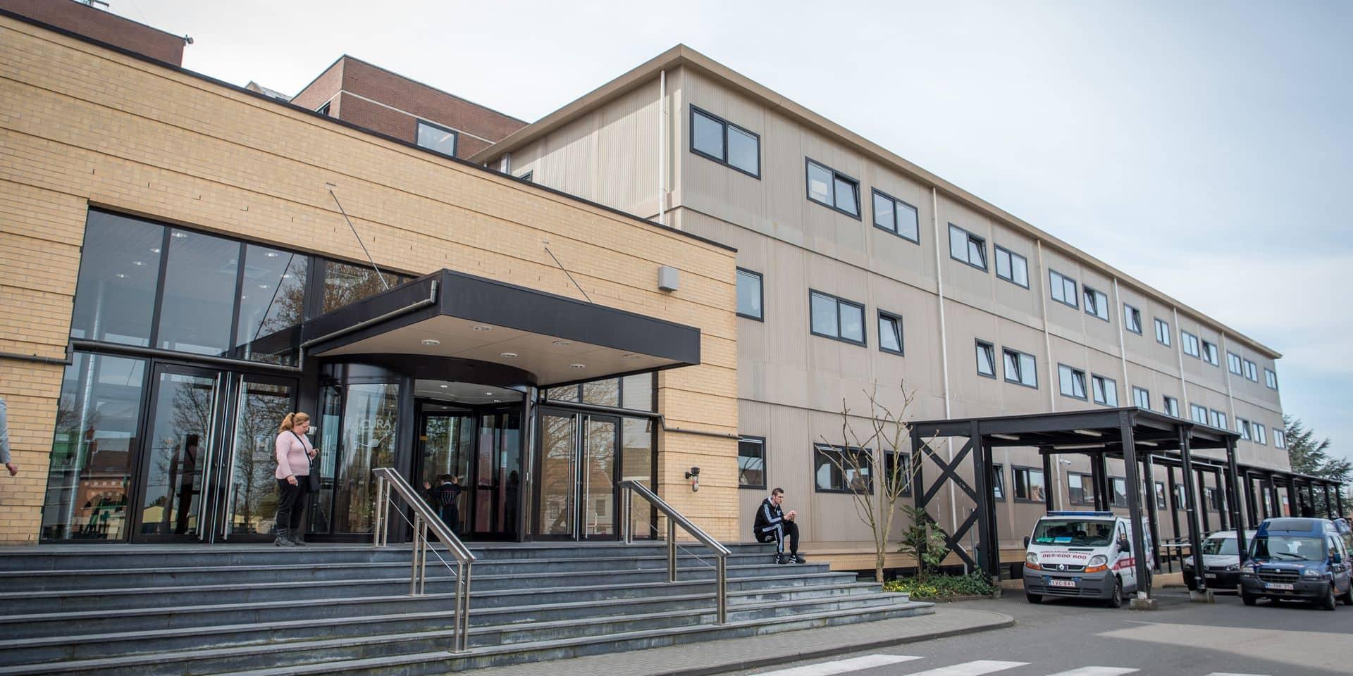 Trois femmes masquées repérées près de l'hôpital Epicura : la police fait une découverte surprenante