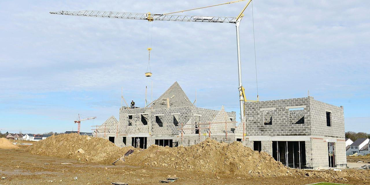 La TVA sur la démolition-reconstructon à 6% : une victoire pour le secteur de la construction