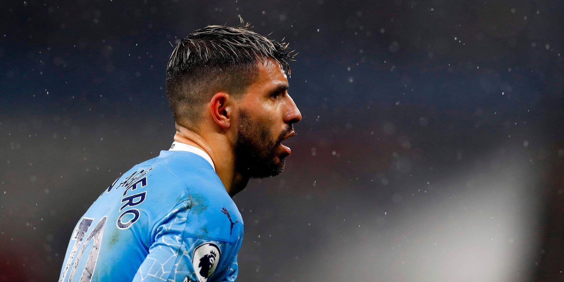 Coronavirus : Sergio Agüero (Manchester City) testé positif