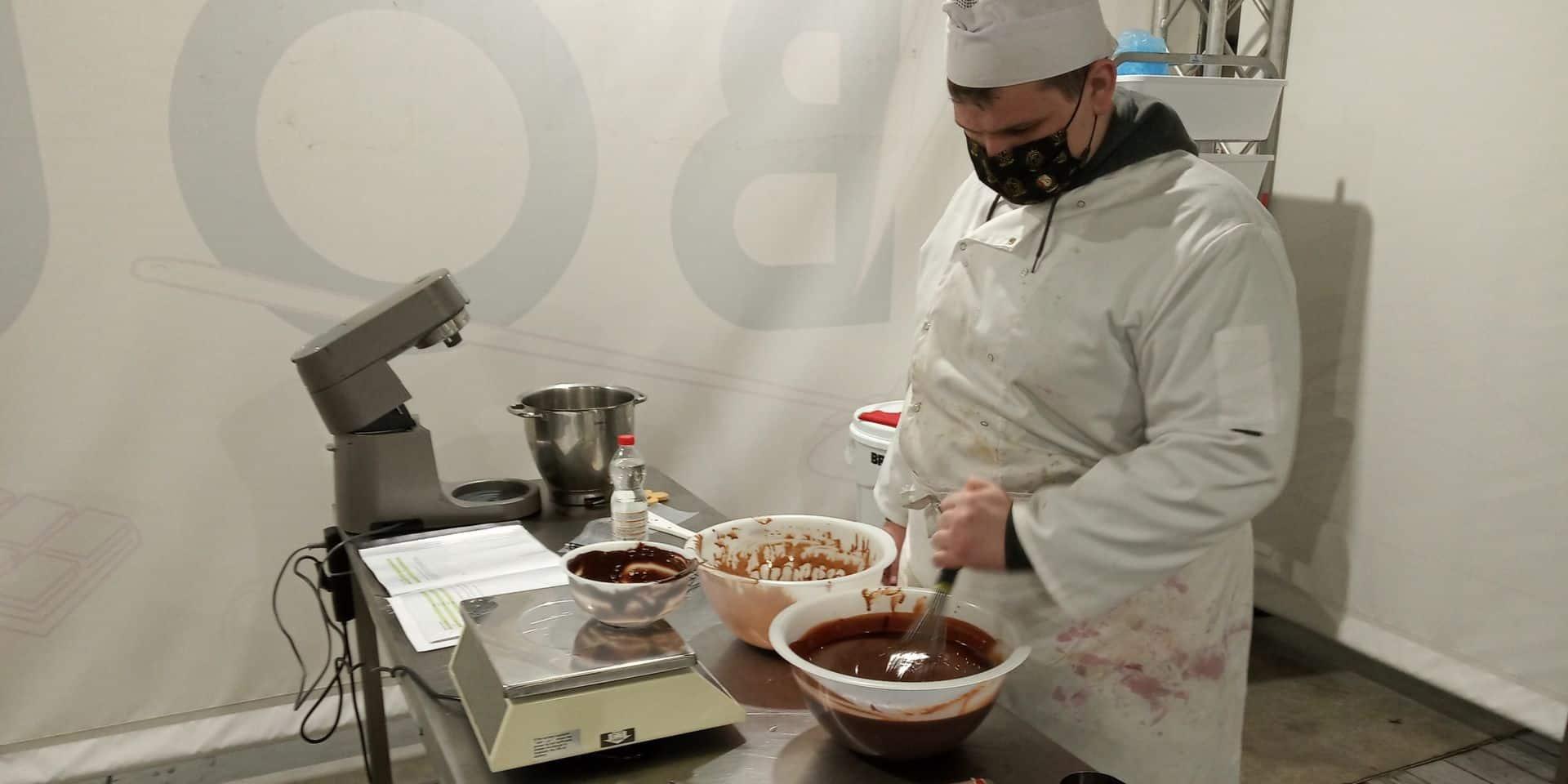 Le WEX se transforme en atelier de boucherie et boulangerie
