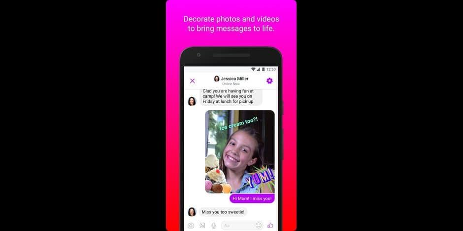 Un Facebook pour les enfants bientôt en Europe