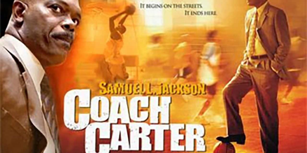 """Le basket à l'écran, notre sélection de films et séries: """"Coach Carter"""", bien plus qu'un coach.... (1/4)"""