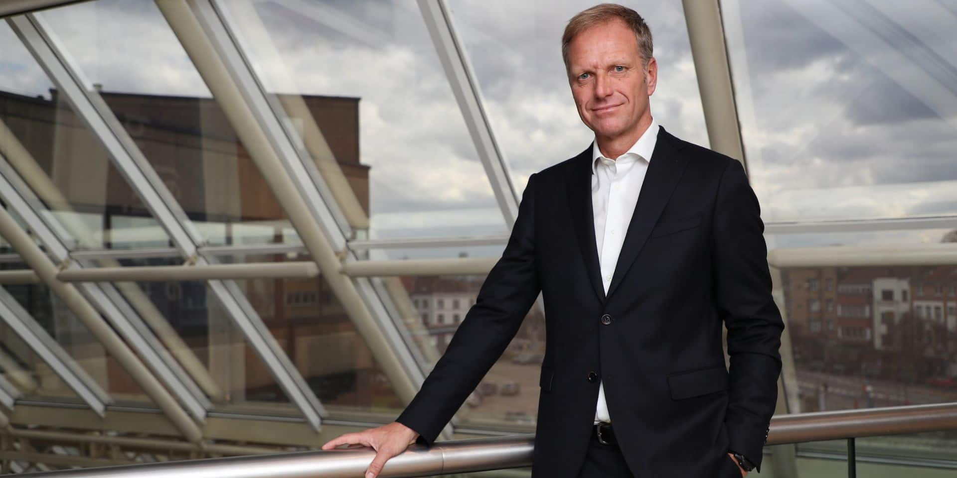 """Peter Bossaert à propos des nouvelles infrastructures de Tubize : """"Un site presque unique en Europe"""""""