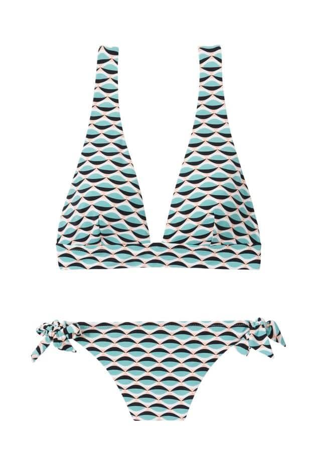 Bikini             Etam, 29,99 et 19,99 euros