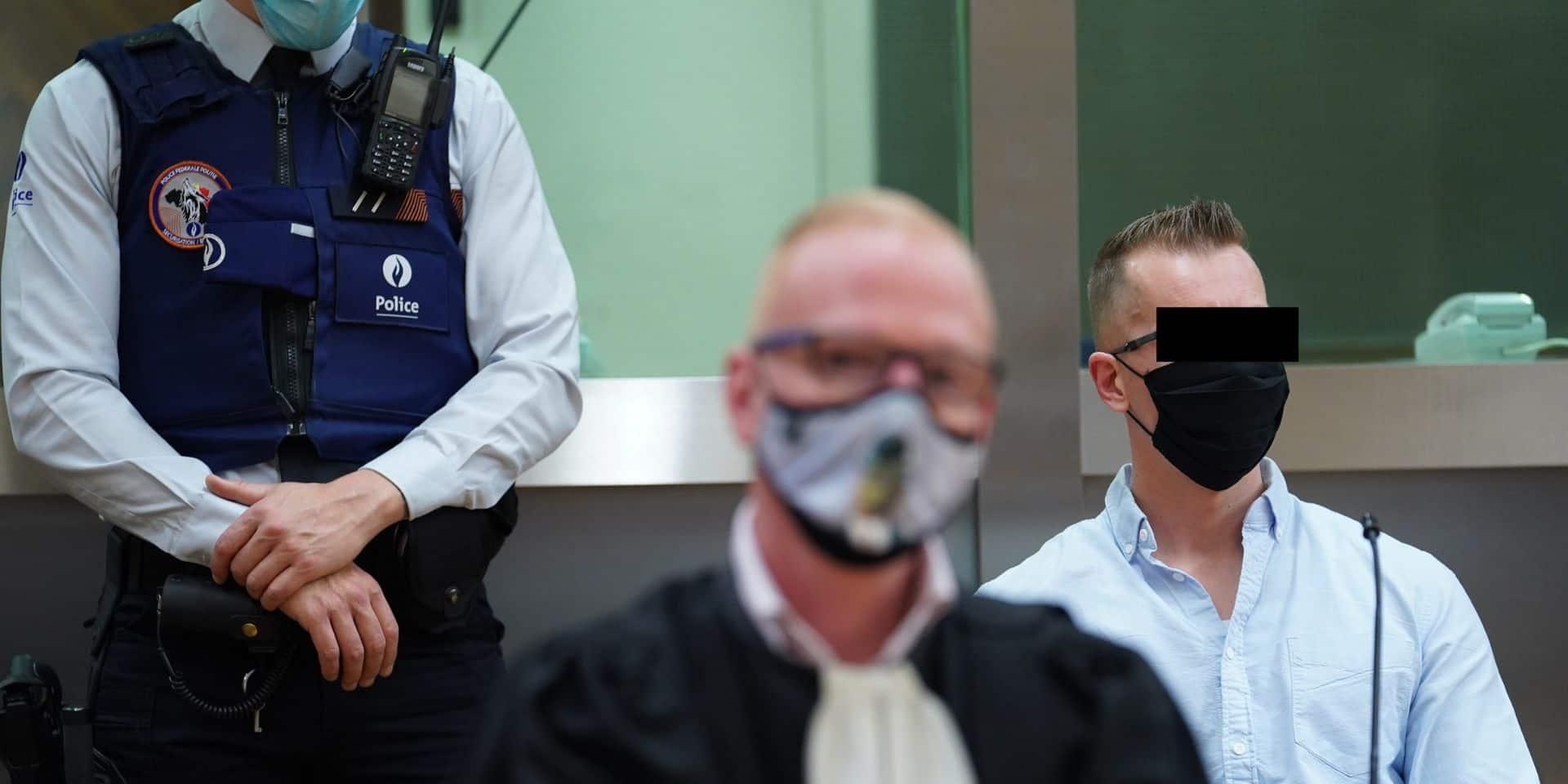 Assises Luxembourg : Jordan Deleuze ne donne pas d'explication sur les coups mortels