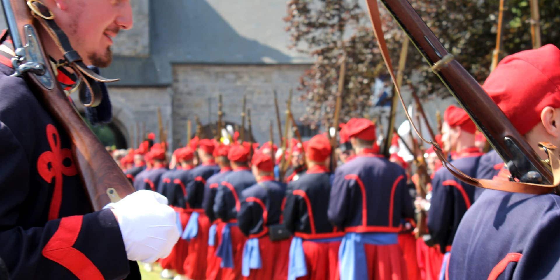 Gerpinnes: la marche Sainte-Rolende annulée pour la Pentecôte