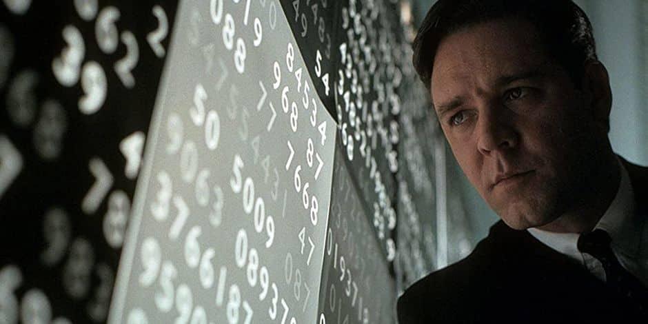 Quand les maths font leur cinéma: 1 375 longs métrages sont centrés sur les génies des équations - dh.be