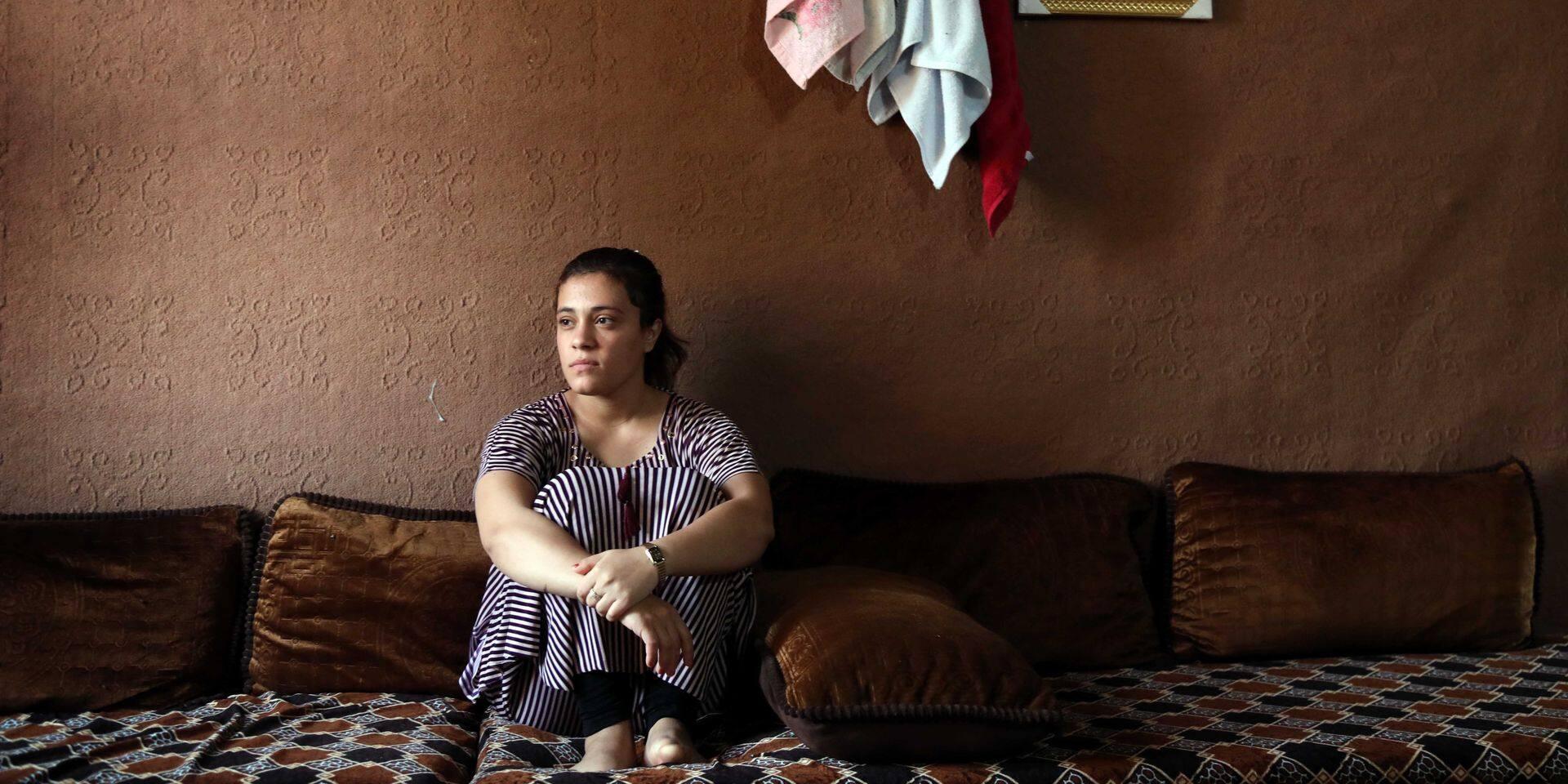 Abandonner leurs enfants pour rentrer en Irak, le crève-coeur des Yazidies