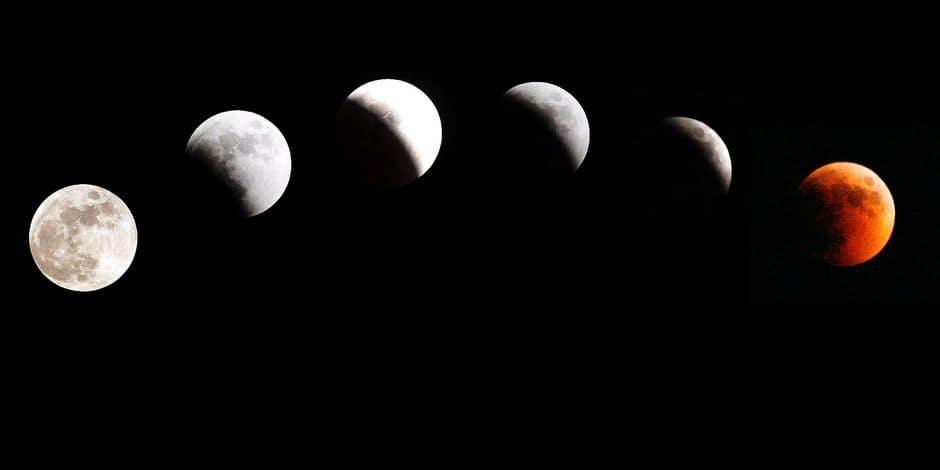 Une éclipse totale de la Lune visible en Algérie vendredi prochain — Astronomie