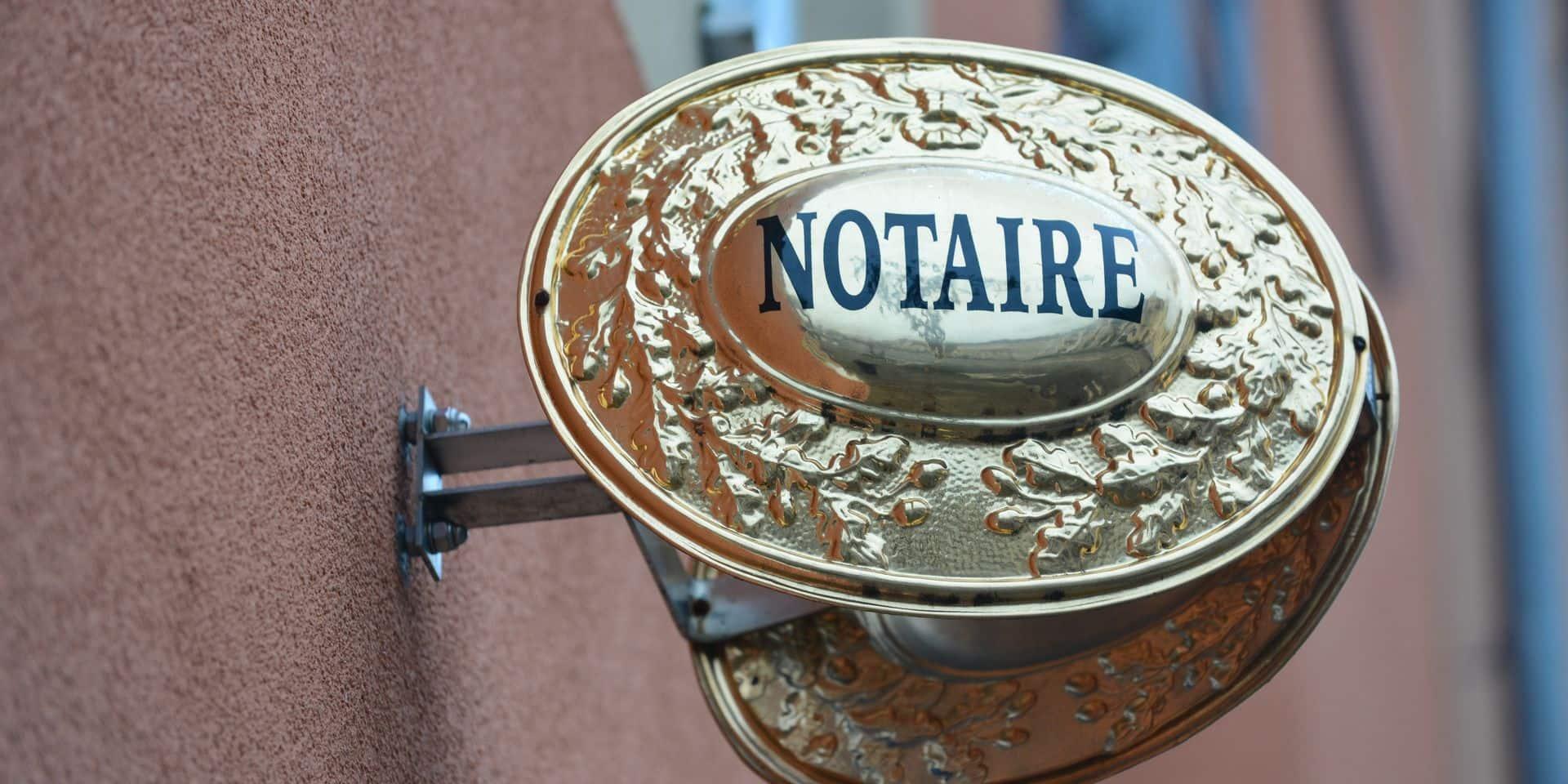 Virton - Notaire