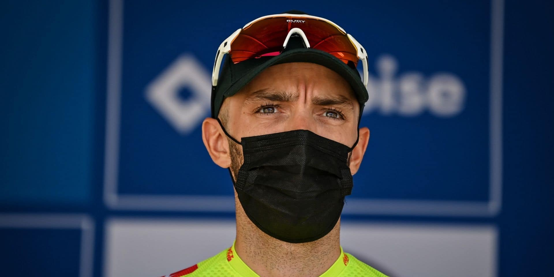 Baloise Belgium Tour - Bingoal-Pauwels Sauces WB perd Jelle Vanendert, blessé au genou et contraint à l'abandon