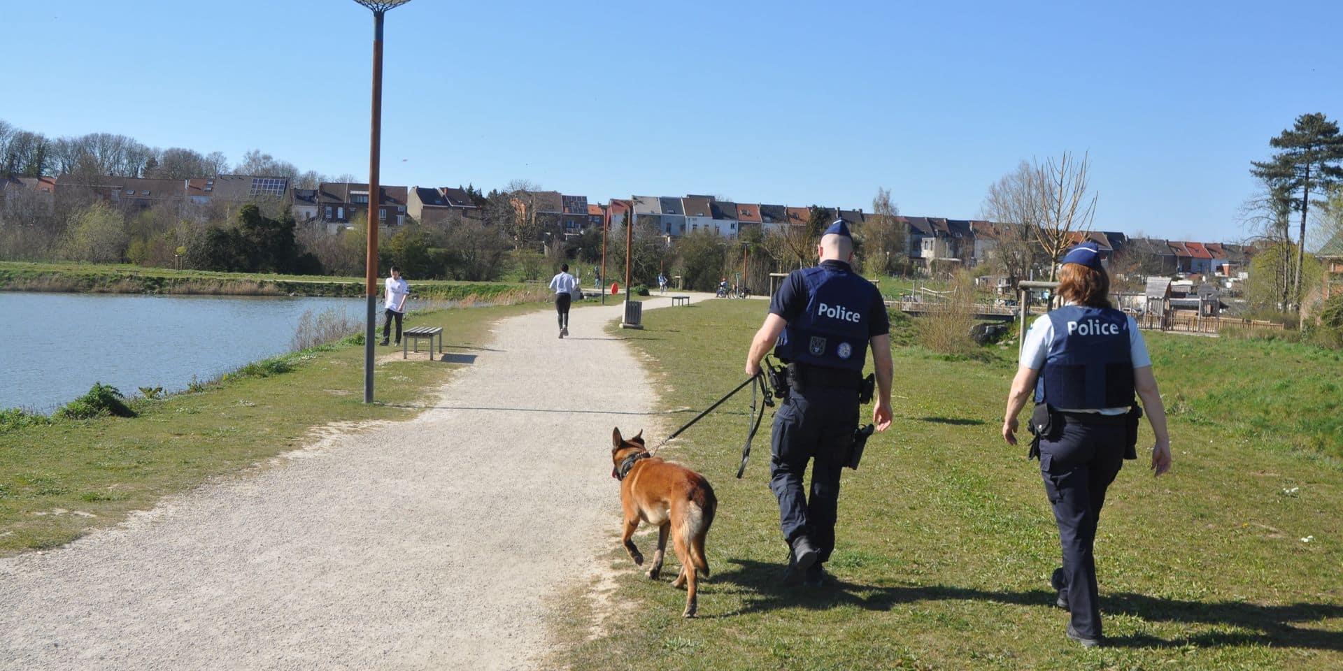 Respect des règles sanitaires à Braine-l'Alleud: 230 contrôles policiers en un mois