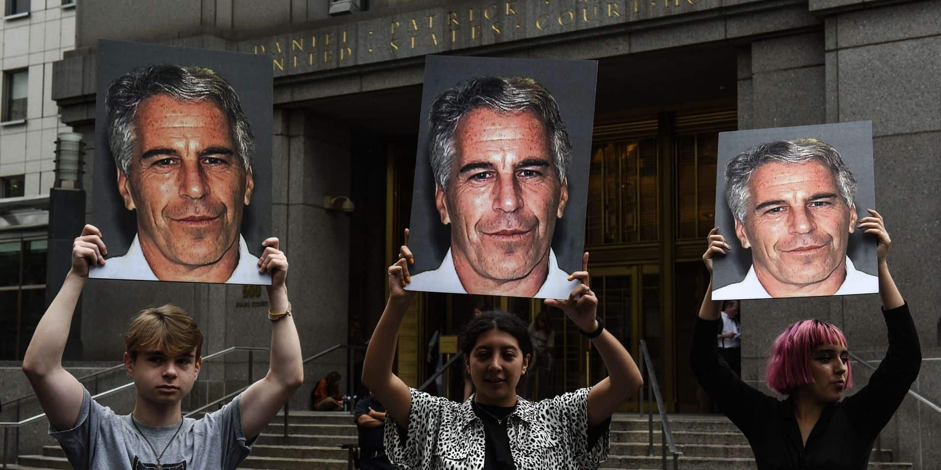 Un appel à témoin lancé en France en rapport avec le scandale Jeffrey Epstein