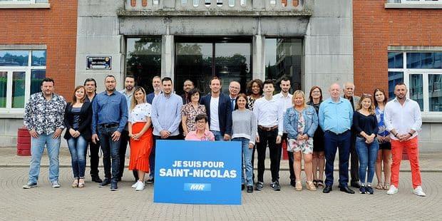 Saint-Nicolas : une liste MR majoritairement? citoyenne ! - La DH