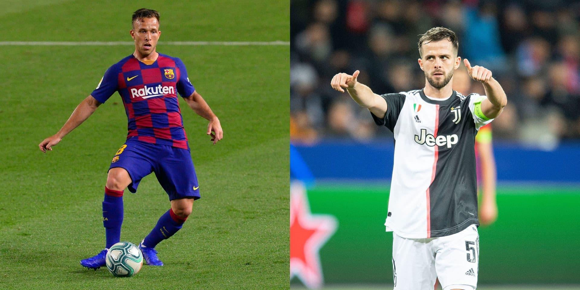 Journal du mercato (29/06): Pjanic signe au Barça pour 60 millions, Arthur fait le chemin inverse!