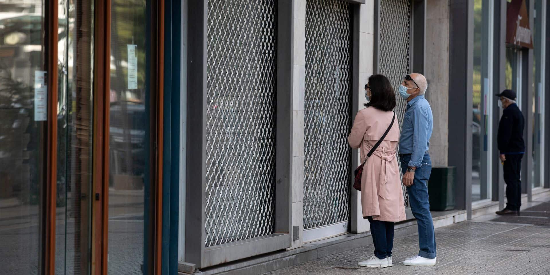 Coronavirus: les indicateurs se dégradent en France, la Grèce bat son record de contaminations quotidiennes