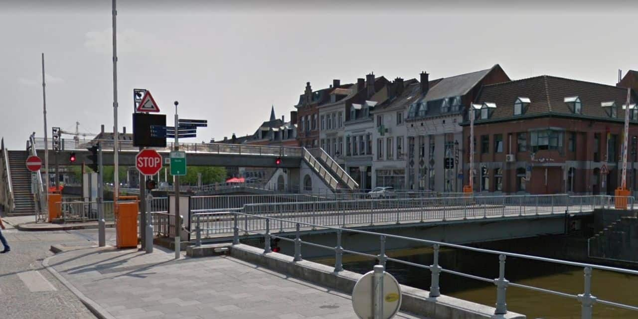 Tournai : Il sera impossible de franchir le pont Notre-Dame ce lundi