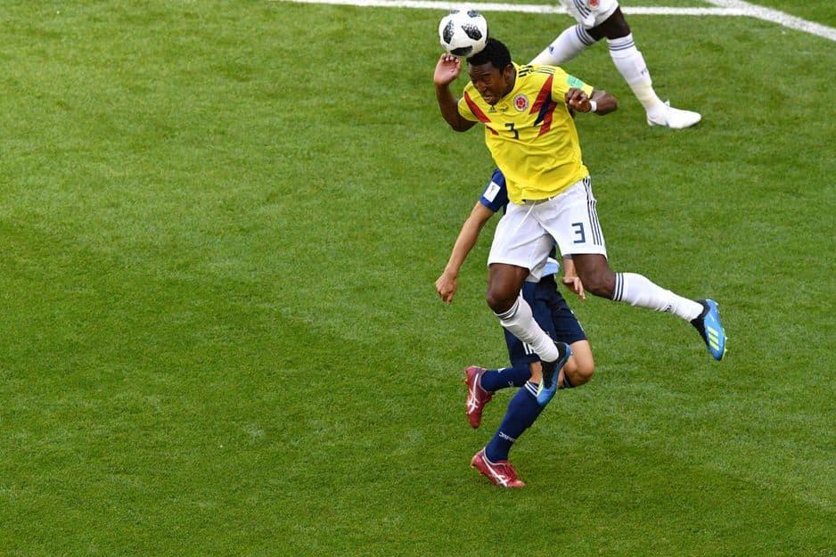 Réduite à 10, la Colombie s'incline devant le Japon au Mondial
