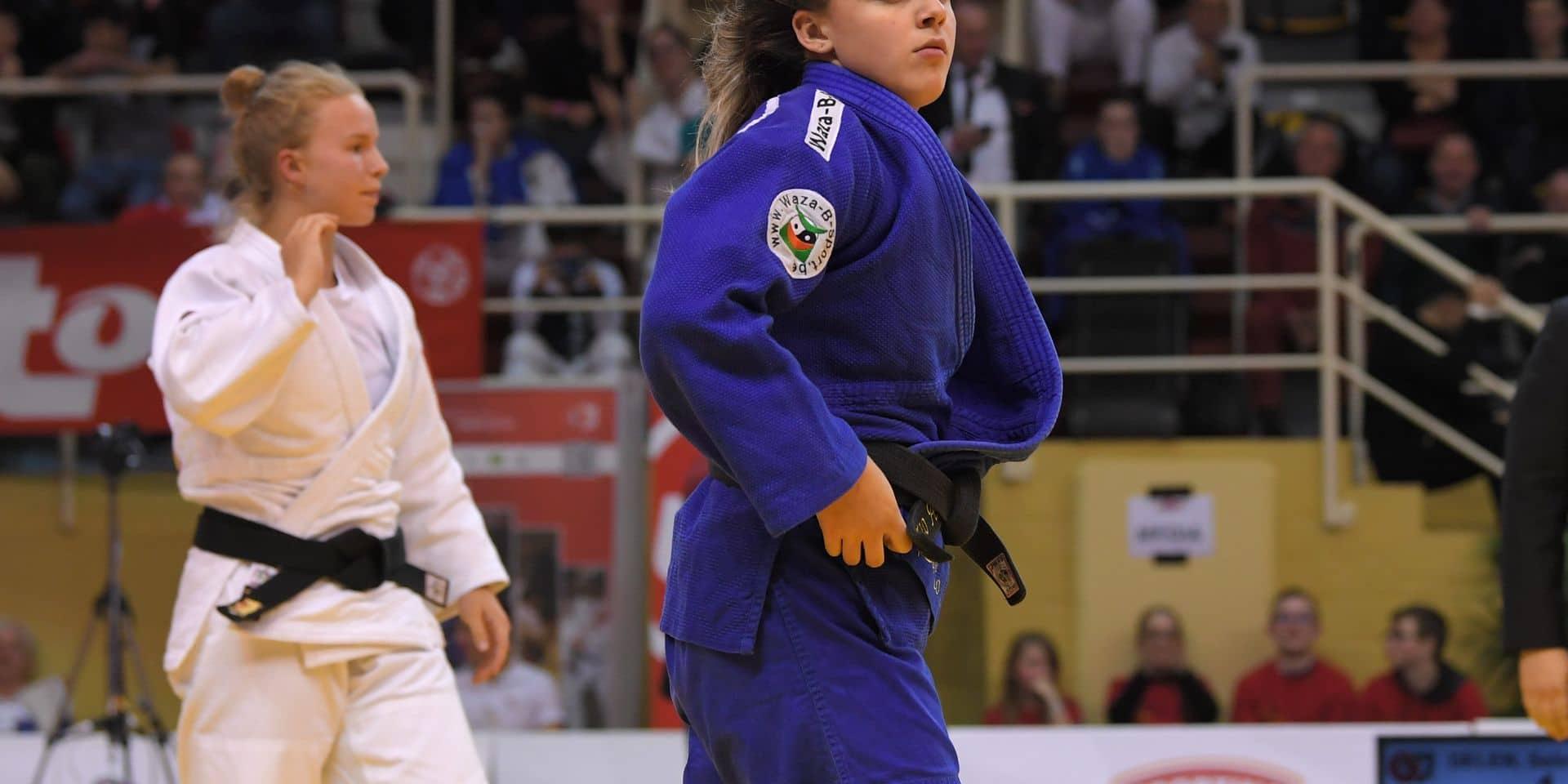 La poisse pour l'équipe belge : l'Euro de judo -20 ans sans Umayev, Corrao, Dejace…