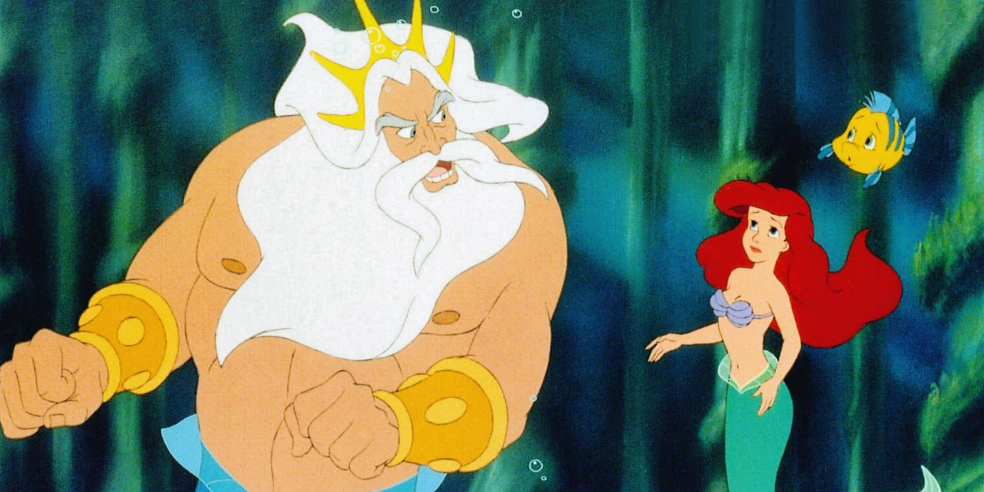 Une série dédiée à La Petite Sirène en approche chez le concurrent de Disney+
