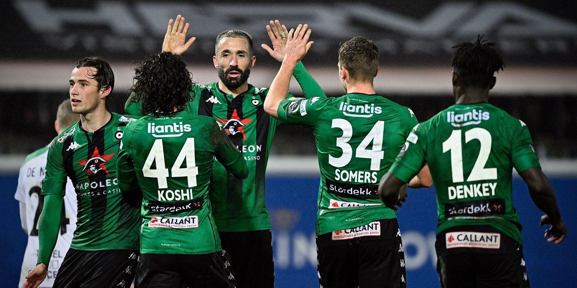 Coupe de Belgique: Le Cercle surprend OHL, La Gantoise met un terme au parcours d'Heur-Tongres
