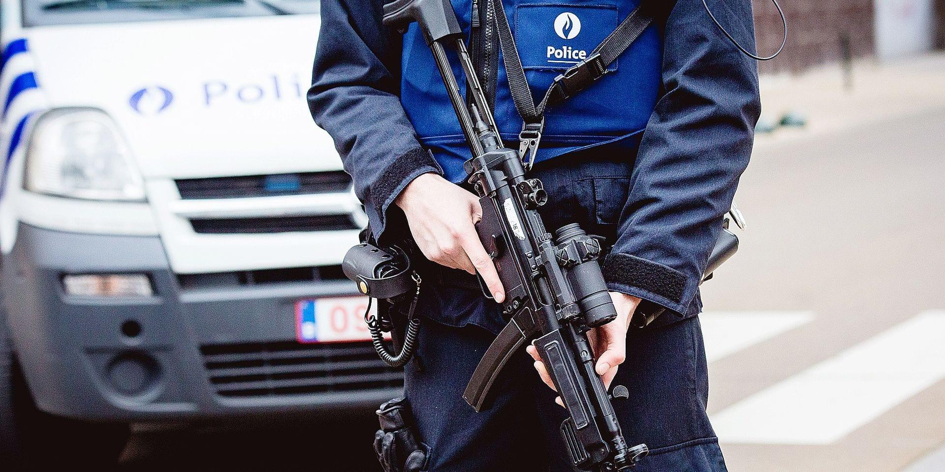Les policiers mécontents: le pot de congés maladie enterré