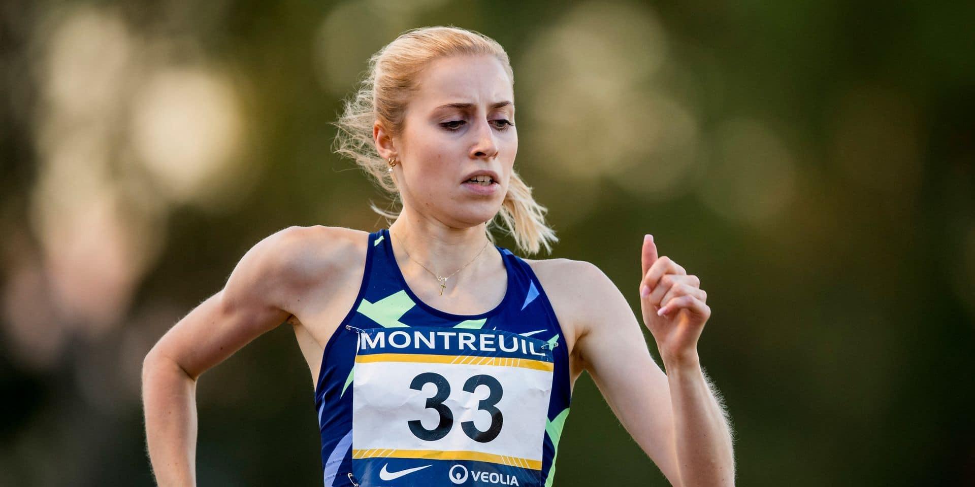 """Elise Vanderelst avant la Diamond League de Florence: """"Je vais prendre des risques…"""""""