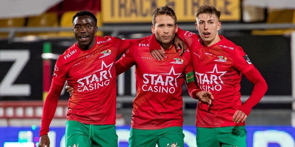 Ostende surclasse le Standard au terme d'un match fou (6-2)