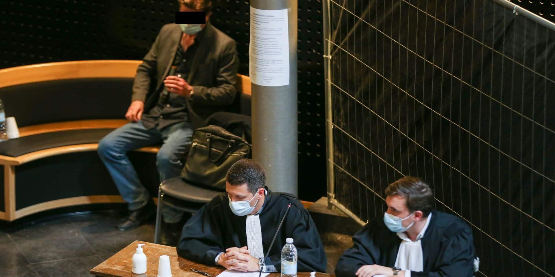 Assises Hainaut: les anciennes compagnes de David Vens ne le décrivent pas comme un homme violent