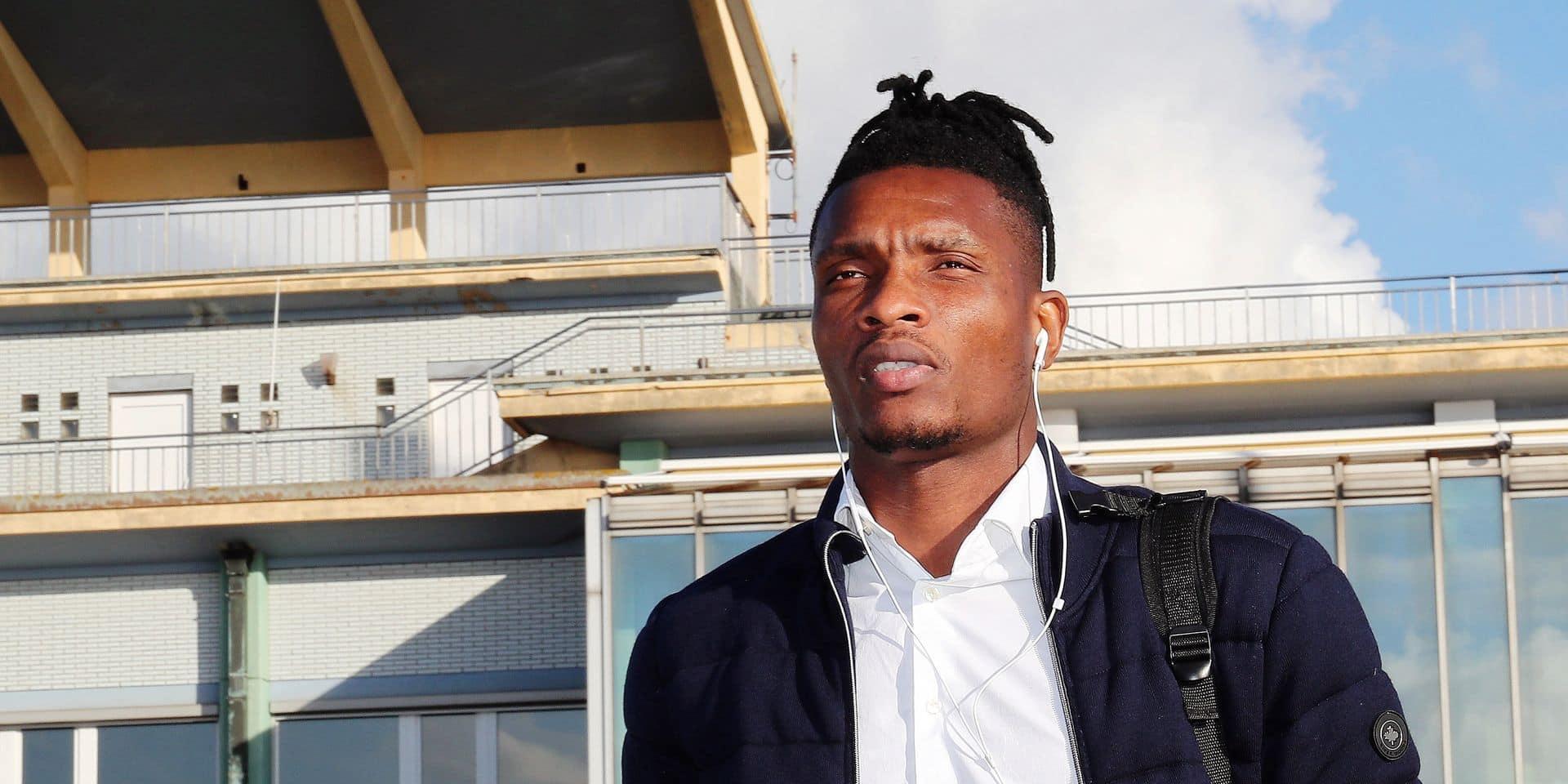 """Simon Deli, le roc brugeois se confie avant la réception du PSG: """"Le Slavia a fait de moi une légende"""""""