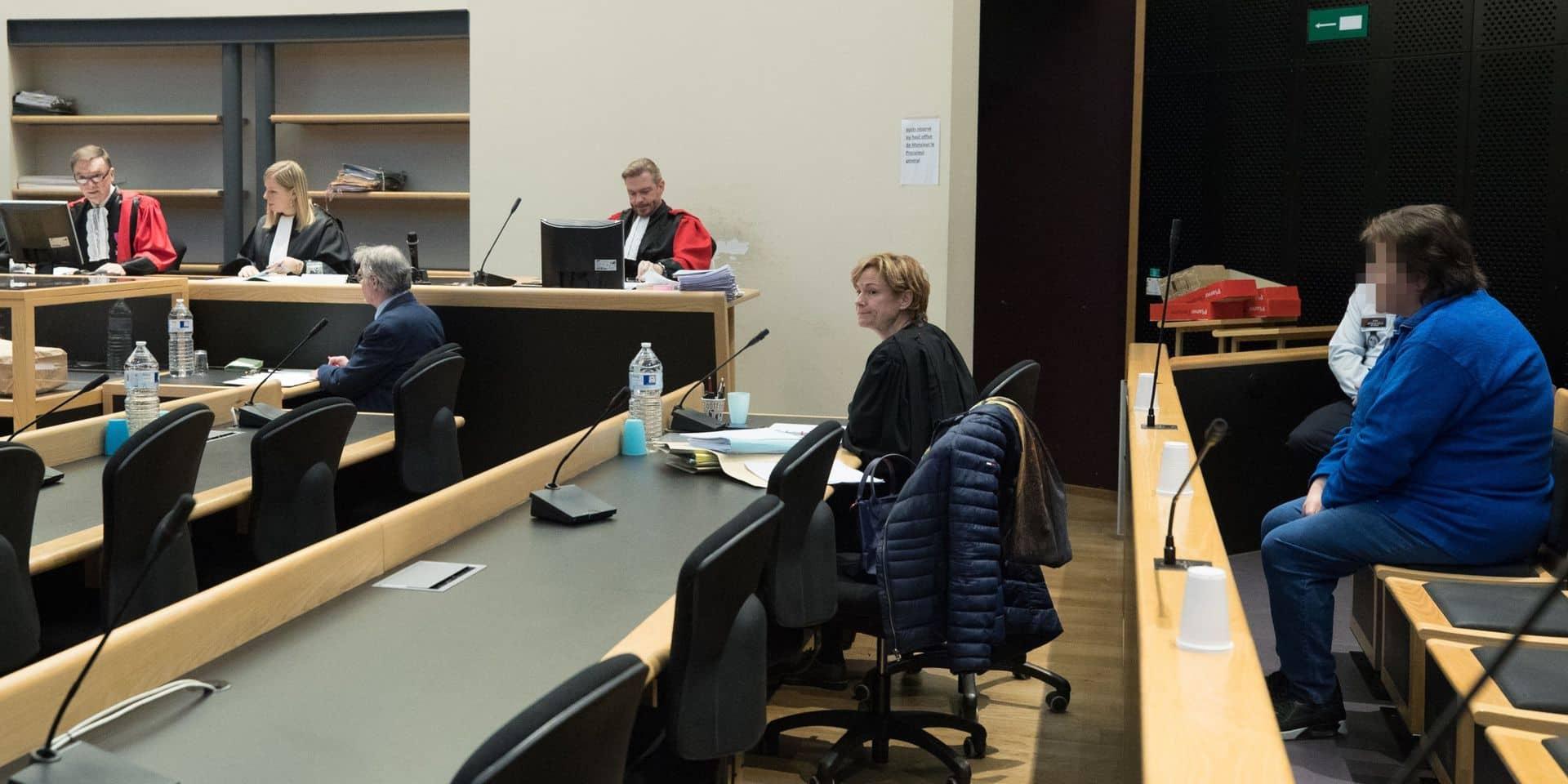 Assises: Cinq ans de prison requis contre Béatrice Latinne, coupable d'homicide involontaire