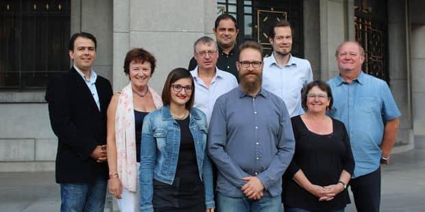 Mons: Onze Ecolos en lice à la Province de Hainaut - La DH