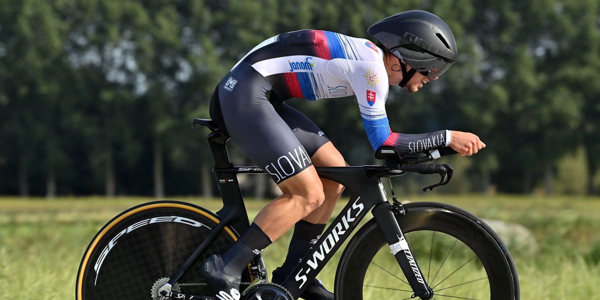 Le nouveau Sagan chez Deceuninck-Quick Step: un jeune talent slovaque signe avec l'équipe belge