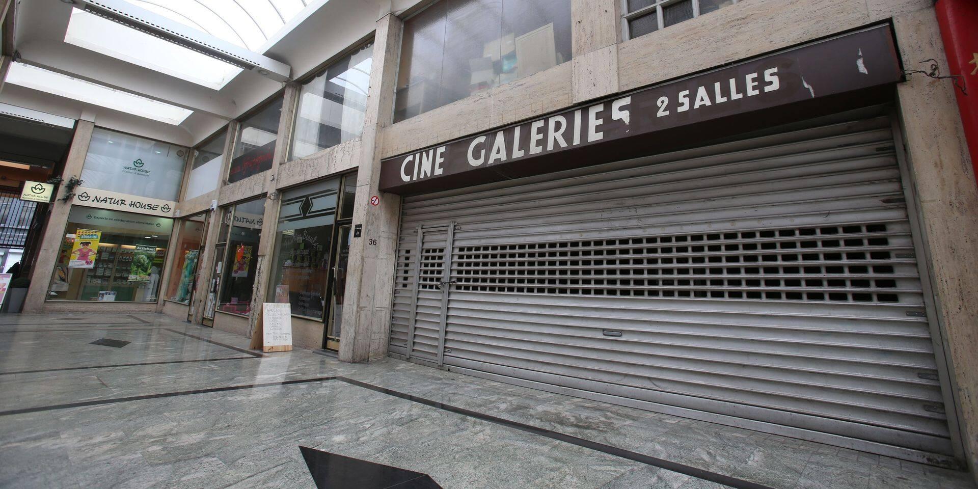 Mons: Le projet de ressusciter le cinéma des galeries a du plomb dans l'aile