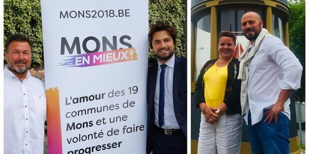 Mons: Deux acteurs du Doudou se présentent aux élections - La DH